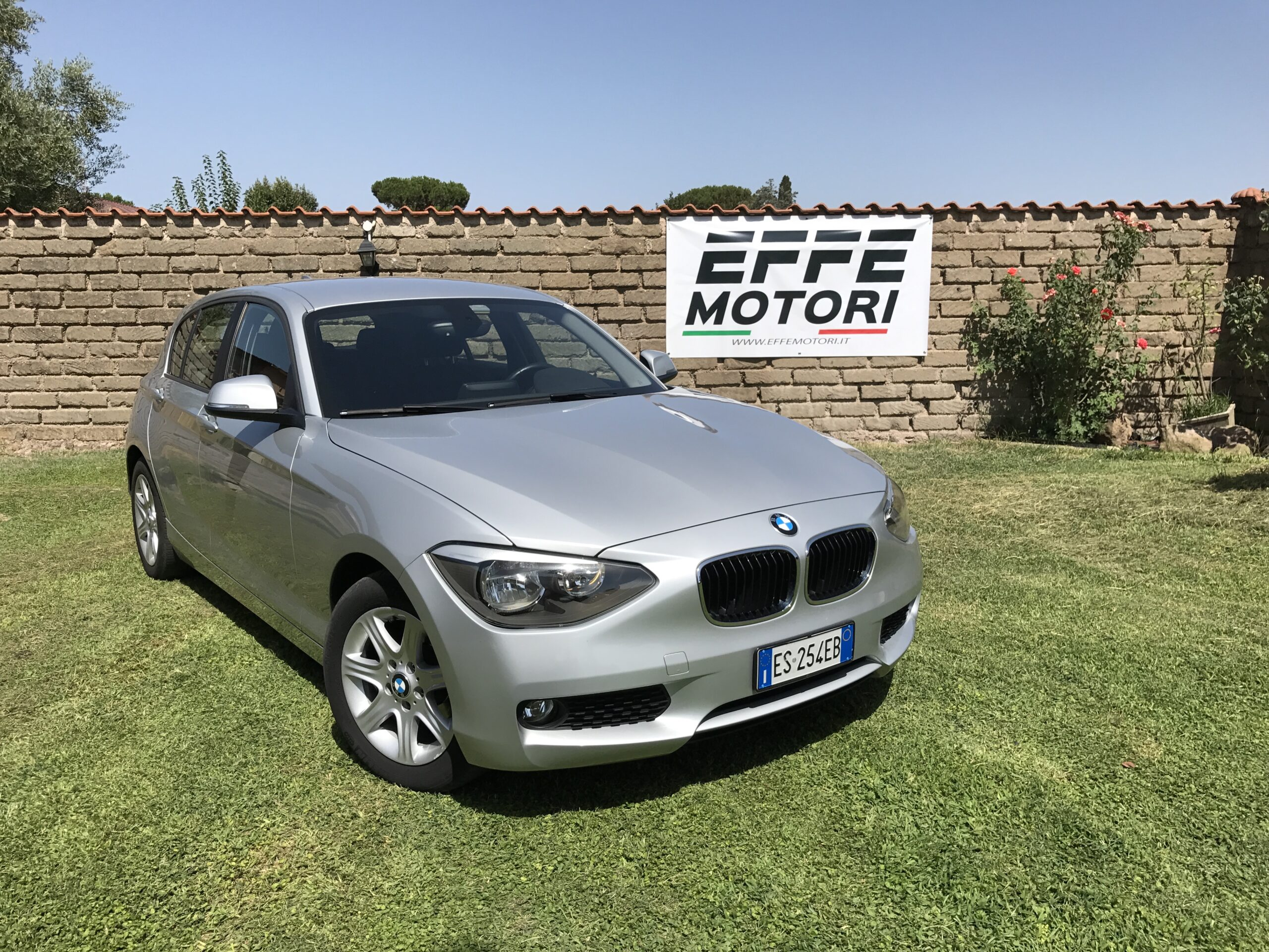 BMW 118d Automatica