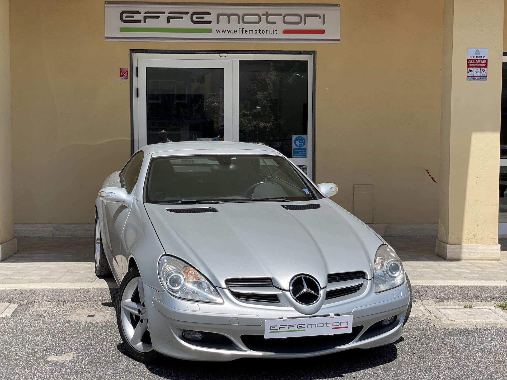 Mercedes-Benz SLK 200 Kompressor IMPIANTO GPL